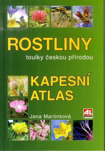 Rostliny - Kapesní atlas