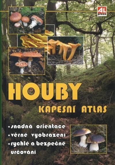 HOUBY KAPESNÍ ATLAS/ALPRESS