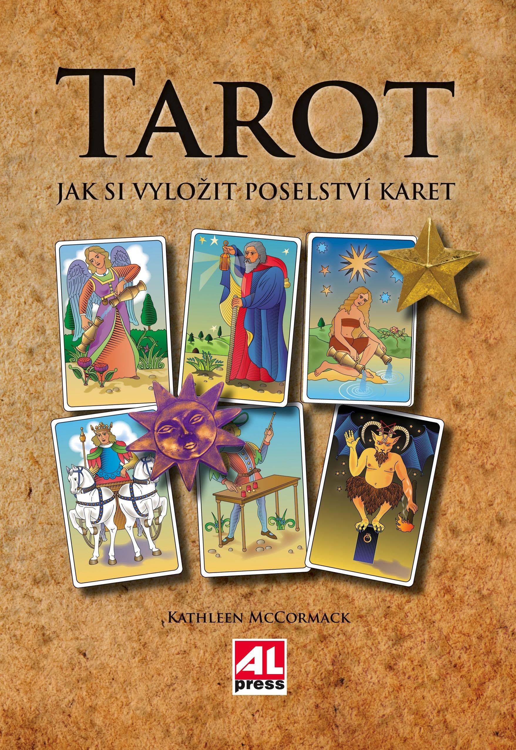 Tarot - jak si vyložit poselství karet