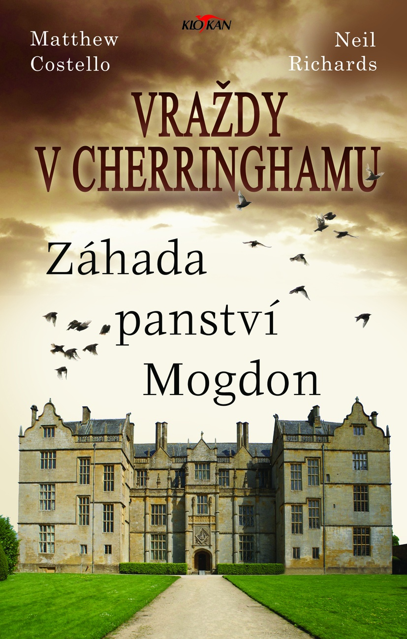 Vraždy v Cherringhamu - Záhada panství Mogdon